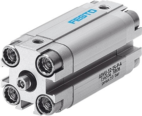 FESTO Compactb Cylinder ADVU -25-20-P-A 156525 thumbnail image 1
