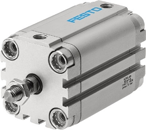 FESTO Compact Cylinder ADVU-40-40-A-P-A 156632 thumbnail image 1