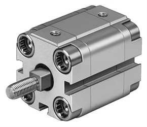 FESTO Compact Cylinder ADVULQ-20-10-A-P-A 156773 thumbnail image 1