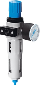 FESTO Filter Regulator LFR-1/4-D-5M-MINI-A-162727 thumbnail image 1