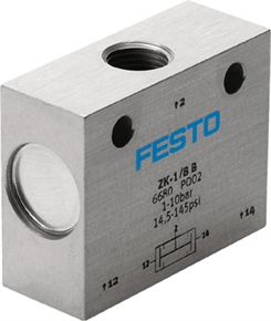 FESTO And GateZK-1/8-B thumbnail image 1