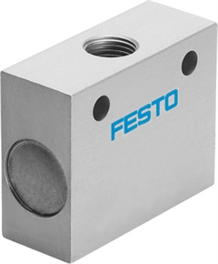 FESTO OR Gate OS-1/4-B 6682 thumbnail image 1