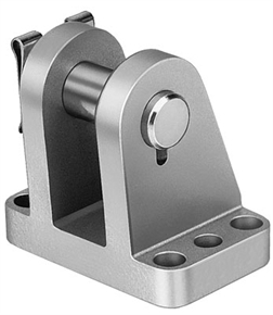FESTO Clevis Foot Mounting LBG-100 31766 thumbnail image 1