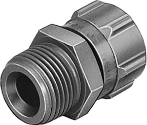 FESTO Male Connector CK-1/4-PK-6 2030 thumbnail image 1