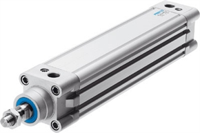 Festo Pneumatic Cylinder DNC-50-160-PPV-A 163375 thumbnail image 1