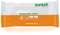 Swash® Refreshing Wipes-32 pack  Fragrance-Free thumbnail image 1