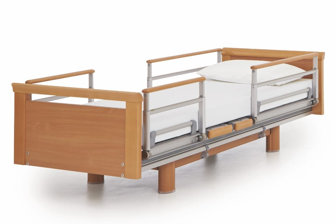 Volker 3080 Assistive Side Rail Adjustable Bed thumbnail image 1