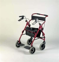 Combination Rollator and Transit Chair thumbnail image 1