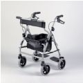 Combination Rollator and Transit Chair thumbnail image 2