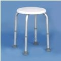 Adjustable Height Shower Stool thumbnail image 1