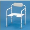 Uniframe Folding Shower Chair thumbnail image 1