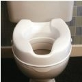 Savanah Raised Toilet Seat thumbnail image 1