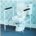 Adjustable Toilet Frame Surround thumbnail image 1