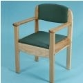 Royal Commode Chair thumbnail image 1