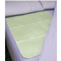 Green Reusable Bed Protector 75 x 90cm thumbnail image 1