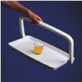One Hand Tray with Fold Down Handle thumbnail image 1