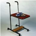 AA5986 Adjustable Chair or Bed Diner Trolley thumbnail image 1