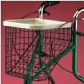 AA8374 Large Tri-Wheeled Walker Basket and Tray thumbnail image 1