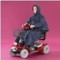 Deluxe Mobility Scooter Poncho thumbnail image 1