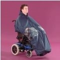 Deluxe Powerchair Cape Waterproof Cape thumbnail image 1