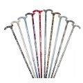 Classic Canes Patterned Canes Walking Stick thumbnail image 1