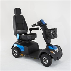 Invacare Comet Pro Mobility Scooter thumbnail image 1