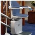 Curved stairlift thumbnail image 1