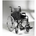 Drive Medical Standard Steel Half Folding Back Wheelchair thumbnail image 1