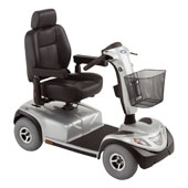 Invacare Comet Mobility Scooter thumbnail image 1