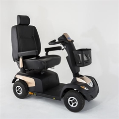 Invacare Comet Ultra Mobility Scooter thumbnail image 1