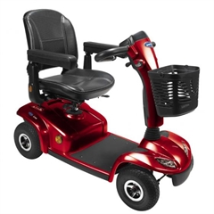 Invacare Leo Mobility Scooter thumbnail image 1