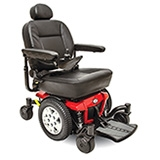 Pride Jazzy 600 ES Power Chair thumbnail image 1