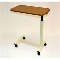 Days Overbed Table with Plastic Top thumbnail image 1