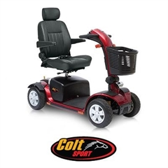 Pride Colt Sport Mobility Scooter thumbnail image 1