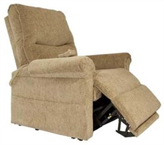 Pride Dual Motor Rise and Recliner Chair thumbnail image 1