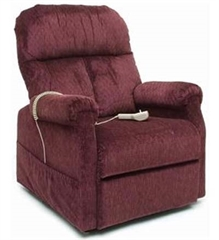 Pride Rise and Recliner Single Motor Chair thumbnail image 1