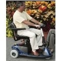 Pride Revo 3 and 4 Wheel Mobility Scooter thumbnail image 1