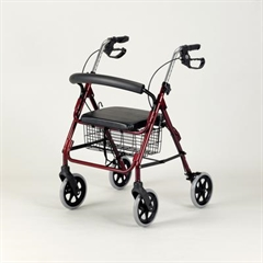 Homecraft Four-Wheeled Rollator thumbnail image 1