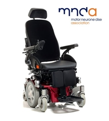Sunrise Medical Salsa MND neurochair thumbnail image 1