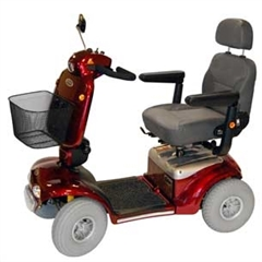 Roma Medical Shoprider Cadiz Mobility Scooter thumbnail image 1