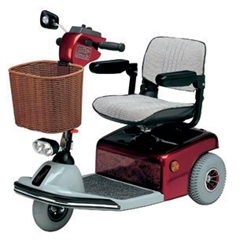 Roma Medical Sovereign 3 Shoprider Mobility Scooter thumbnail image 1