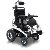 Pride Jazzy Sparky Powerchair thumbnail image 1