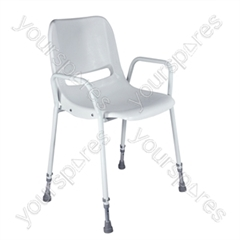 MILTON SHOWER CHAIR. thumbnail image 1