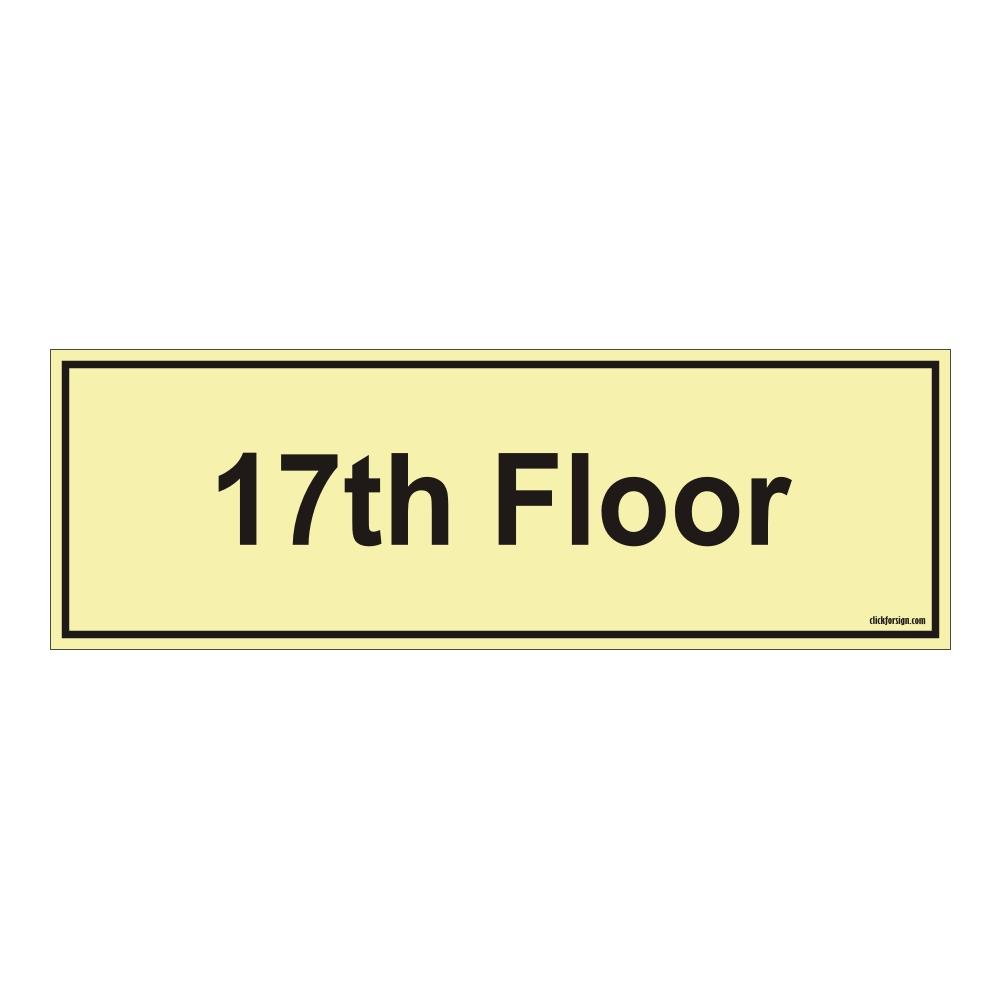Category for 100 floors 17th floor