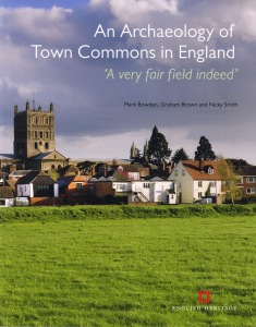 An Archaeology of Town Commons in England large image 1