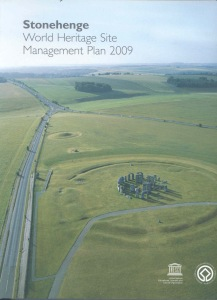 Stonehenge World Heritage Site Management Plan 2009 large image 1
