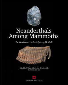 Neanderthals Among Mammoths large image 1
