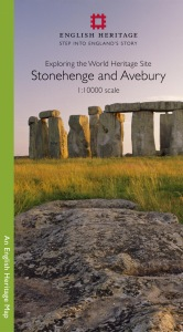 Stonehenge and Avebury 1:10000 Map large image 1
