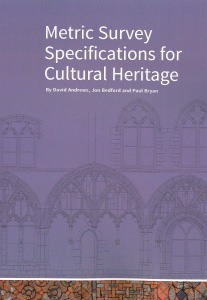 Metric Survey Specifications for Cultural Heritage large image 1