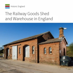 The Railway Goods Shed and Warehouse in England large image 1